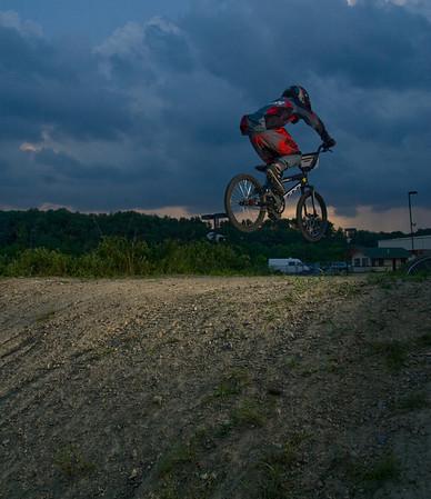 BMX Wednesday July 9th by Skye Nacel